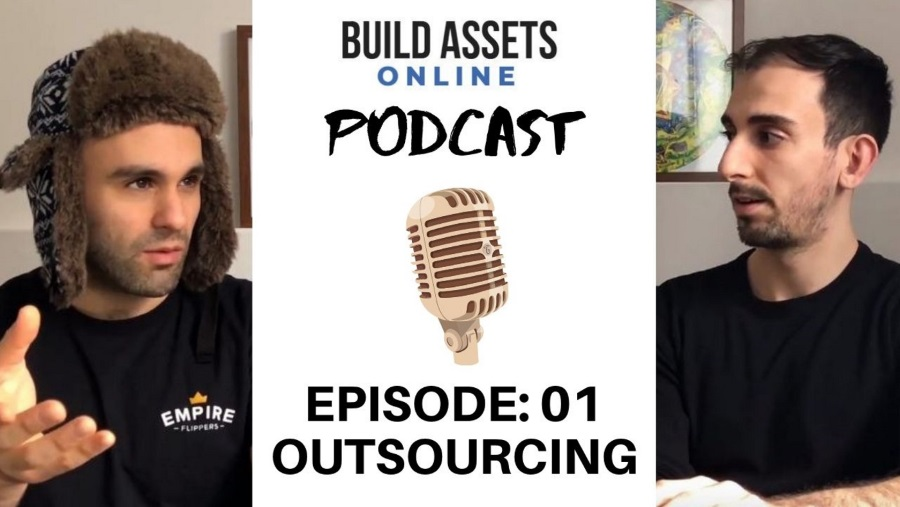 build assets online podcast thumbnail episode 1