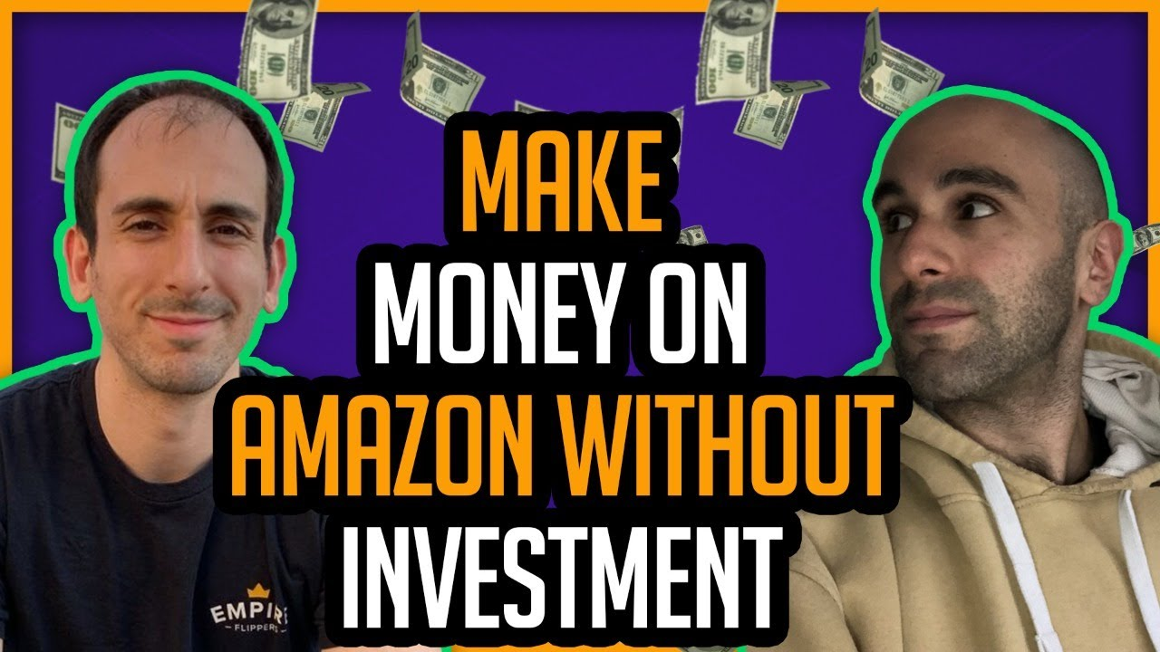 5 Ways to Make Money On Amazon Without Investment