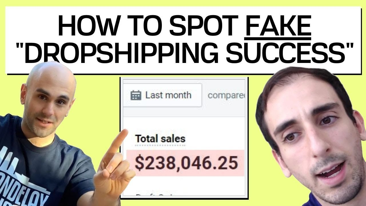 How to Spot Fake Dropshipping Gurus