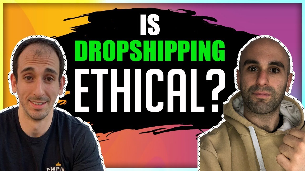 Is Dropshipping Ethical