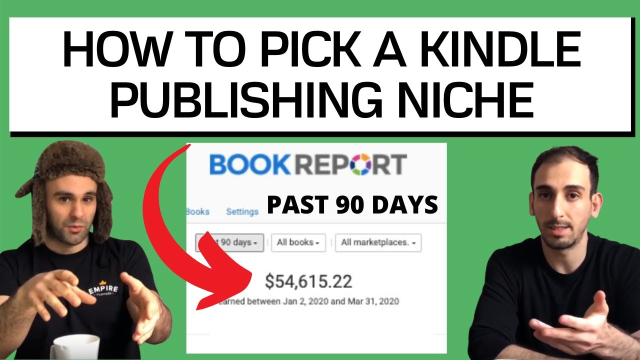 Kindle Publishing Niche Research